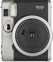 Fujifilm Instax Mini 90 Neo Classic Instant Film Camera - Best Design