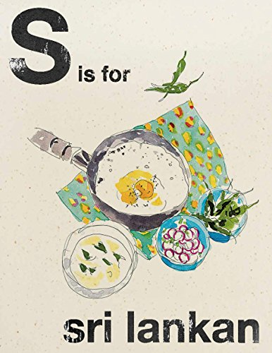 S is for Sri Lankan (Alphabet Cooking) by Quadrille