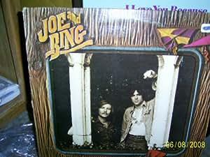 Joe and Bing
