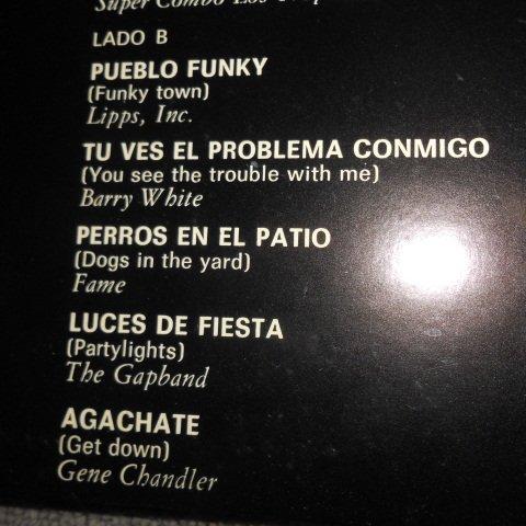 Paul Mauriat, Quinteto Canta Claro, Coro de Camara de Caracas, Henrique Hidalgo y su Cuerda Brava, Los Masters, Super Combo los Tropicales, Lipps Inc., ...