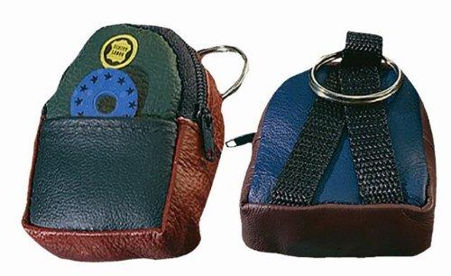 SCHLÜSSELANHÄNGER / SCHLÜSSELTASCHE - mini Rucksack mit Schlüsselring (1)