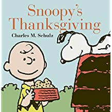 Snoopy's Thanksgiving (The Complete Peanuts)