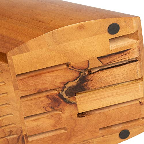 Chicago Cutlery Knife Block Without Knives 17 Slot Cutlery Organizer by Chicago Cutlery (Image #3)
