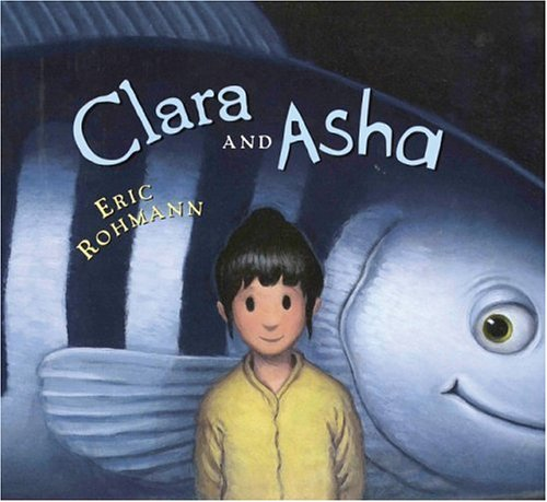 Clara and Asha by Roaring Brook Press