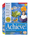 Achieve! Math & Science Grades 1-3