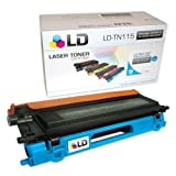 LD © Compatible Brother TN115C High Yield Cyan Laser cartridge, Office Central