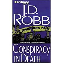 CONSPIRACY IN DEATH (LIBR. ED.)(4 CASS.)