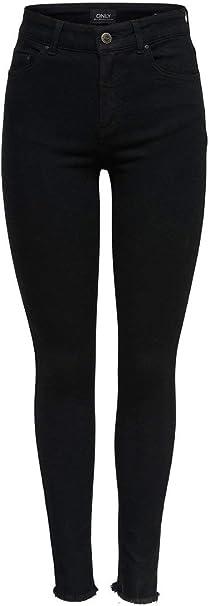 TALLA W27/L32 (Talla del fabricante: Small). Only Vaqueros Skinny para Mujer