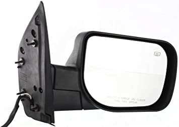 GENUINE NISSAN ARMADA TITAN 05-10 DRIVER SIDE MIRROR GLASS 963667S600 w// heated