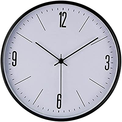 Znzbzt Timelike circular metal quartz watch the bedrooms are modern and simple creative wall clock living