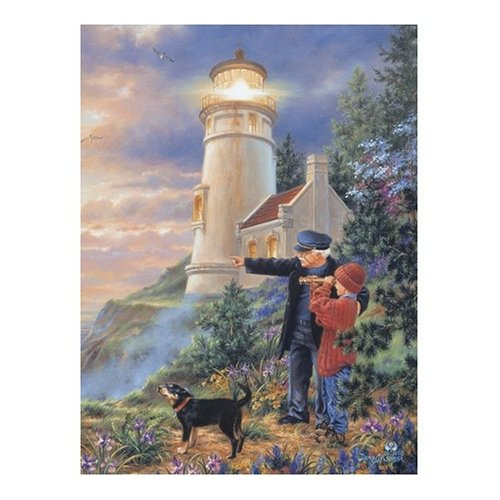 American Lighthouse Puzzle - 5