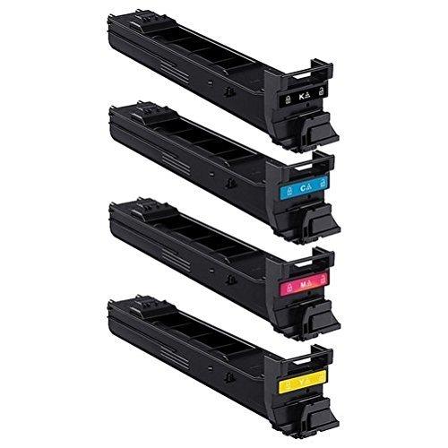Price comparison product image AZ Supplies © Compatible Replacement Laser Toner Cartridges Set Sharp MX-23NT BC M Y (4-Color Set) for Sharp MX 2310U, 2616N, 3111U, 3116N