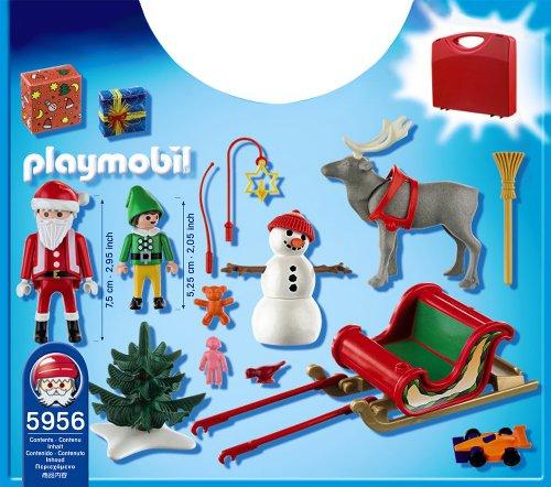 Playmobil-Maletn-con-diseo-trineo-de-pap-noel-5956