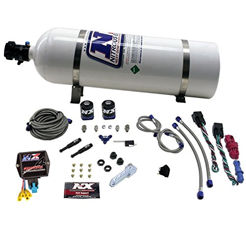Nitrous Express NXD4000 SX2d Dual Stage Diesel System with Mini Progressive Controller