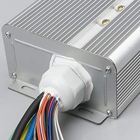 Amazon.com : BLDC 72V 3000W Brushless Motor Kit with 24 ...