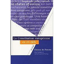 CONSTITUTION EUROPENNE EN 25 CLEFS