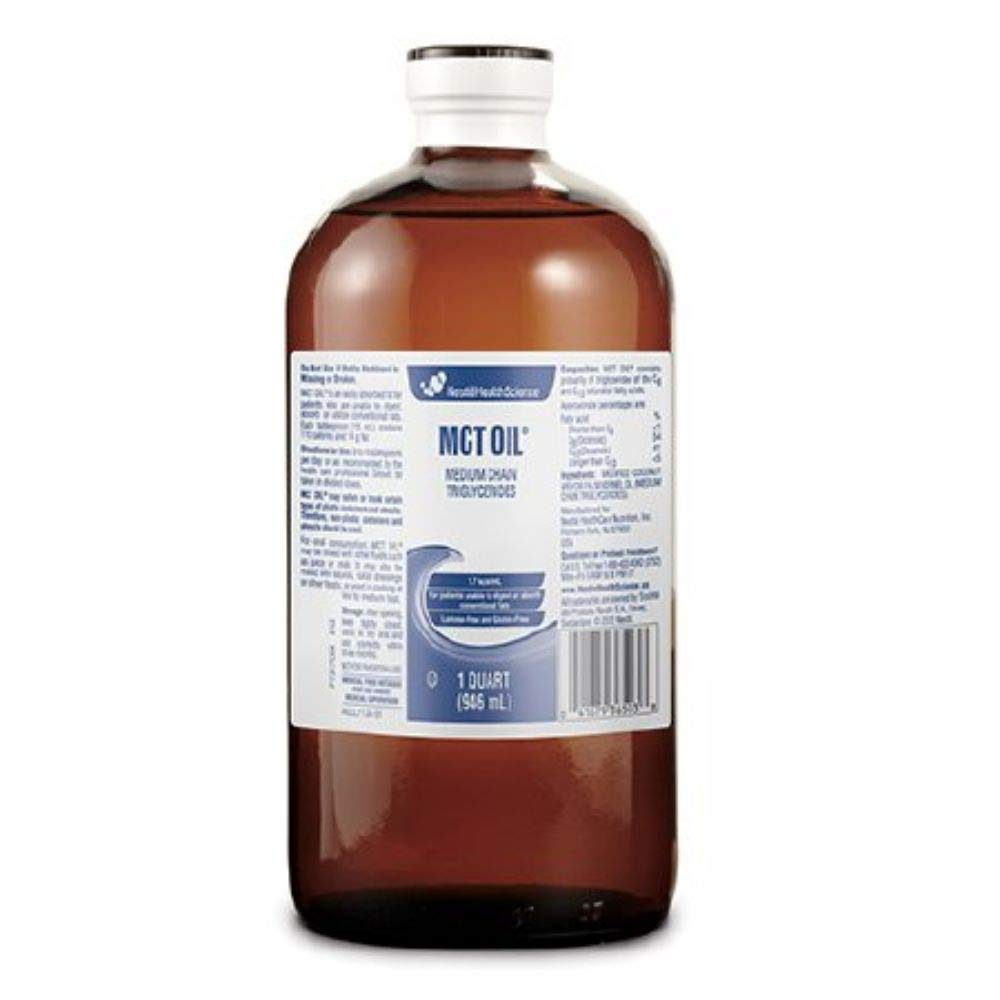 Nestle Mct Oil For Patients Unable To Digest Or Absorb Conventional Fats - Model 036513