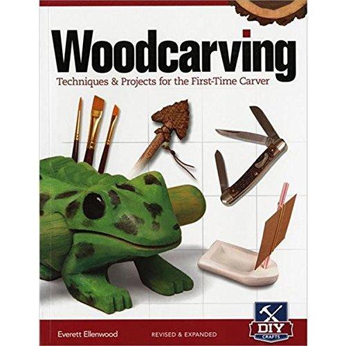 Design Originals Books for Woodcarving