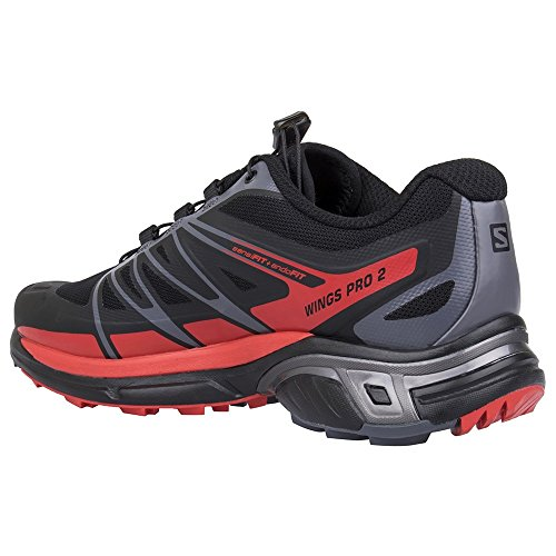 Salomon Men s TOMATO SpecialFeatures 2 Shoes RED CLEMENTINE Trail YEGO  Running Wings Pro rr8Odq 991ac94891d