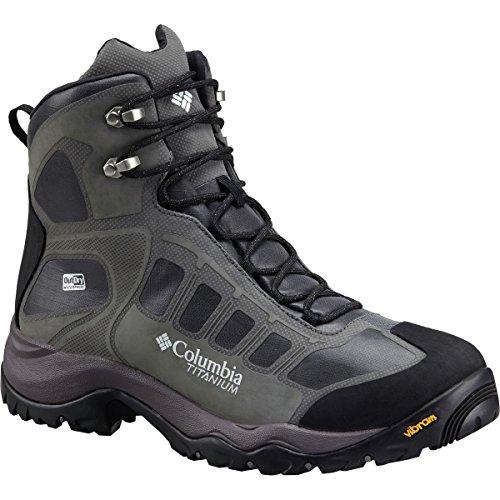 Columbia Daska Pass Iii Titanium Outdry Extreme Hiking Boot Uomo Nero / Bianco