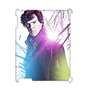 C-EUR Sherlock Pattern 3D Case for iPad 2,3,4