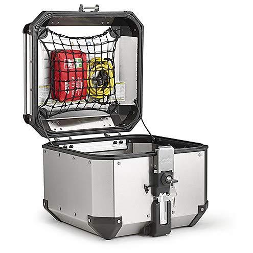 - Givi E168 Elastic Carrying Net for Trekker Outback 42 Liter Topcase OBK42 OBKN42