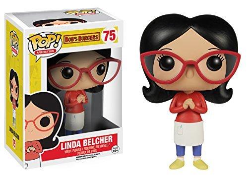 Funko POP Animation Bob s Burgers Linda Action Figure