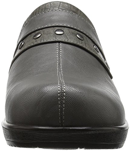 Easy Grey Women's Ozone Street crocodile Mule pPpYOnr