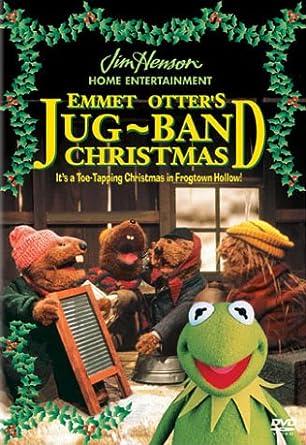 Amazon.com: Emmet Otter's Jug-Band Christmas: Dave Goelz, Richard ...