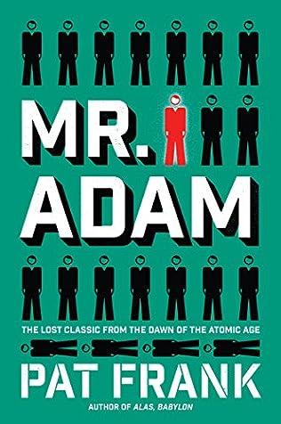 book cover of Mr. Adam