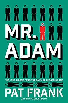 Mr. Adam by Pat Frank SFF book reviews