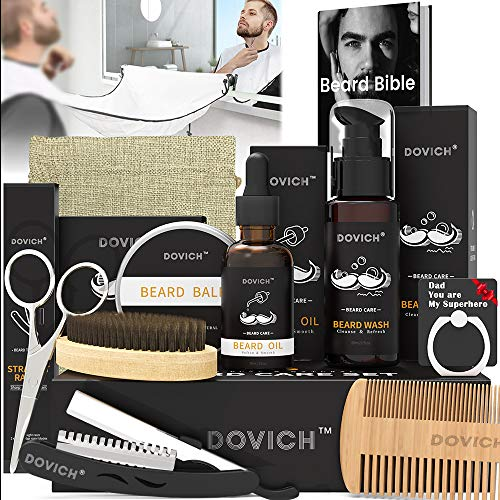 12 In 1 Beard Grooming Care Kit For Men