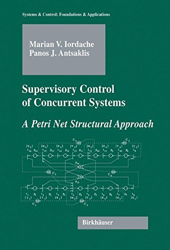 Supervisory Control of Concurrent Systems: A Petri Net Structural Approach (Systems & Control: Foundations & App