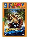 Zakochany wilczek + 3 FILMY GRATIS [Box] [4DVD] (English audio)