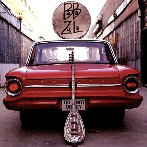 BABA ZULA - DO NOT OBEY (GATE) (FRA)