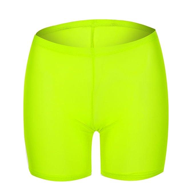 De Pantalones Elásticos Permeables Malla Cortos Sexy Semi SffwHq0 fa05d32ae6b88