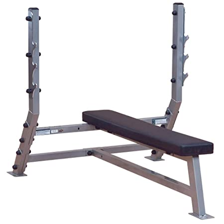 Body-Solid ProClubLine Flat Olympic Weight Bench SFB349G