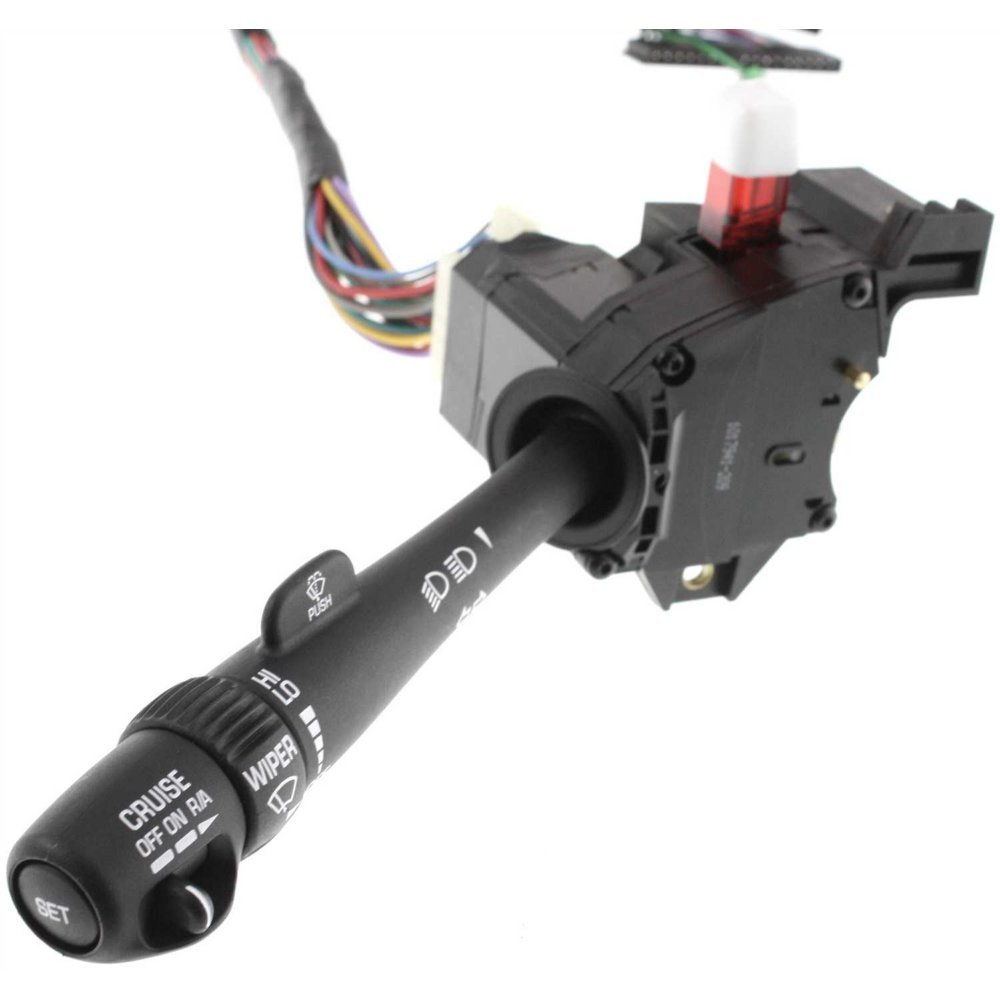 Chevy C//K Full Size Pickup 99-02 High and Low Beam Dimmer Combination Switch Compatible with Toyota Celica 80-81