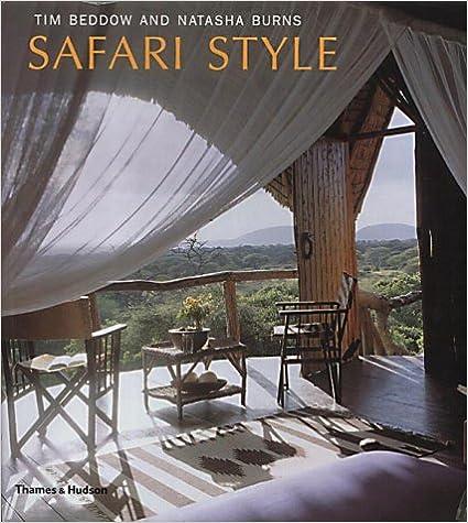 Book Safari Style
