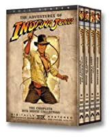 The Adventures Of Indiana Jones The Complete Dvd Movie Collection Full Screen Edition from Paramount