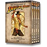 The Adventures of Indiana Jones: The Complete DVD Movie Collection (Full Screen Edition)