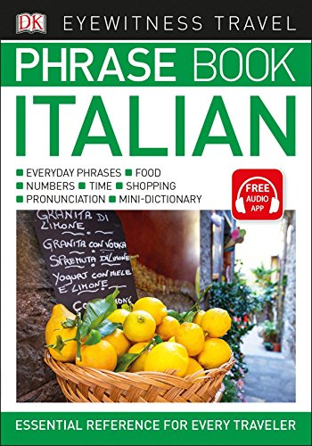 Eyewitness Travel Phrase Book Italian (DK Eyewitness Travel Phrase Books)