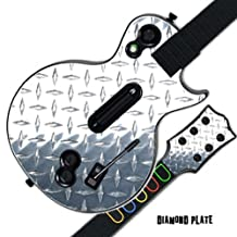 MightySkins Skin For GUITAR HERO GUITAR HERO - Diamond Plate | Protective, Durable, and Unique Vinyl Decal wrap cover | Easy To Apply, Remove, and Change Styles | Made in the USA