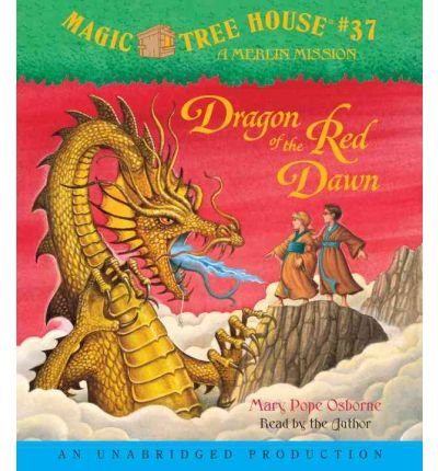 [ Dragon of the Red Dawn (Magic Tree House #37) ] By Osborne, Mary Pope ( Author ) [ 2007 ) [ Compact Disc ] ebook