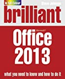 Brilliant Office 2013, Steve Johnson, 1292001194