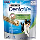 Purina Dentalife Daily Oral Care Small/Medium Dog Treats - 40 Ct. Pouch