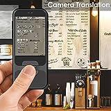 OUMAX Language Translator Device,Talk T2 AI Two