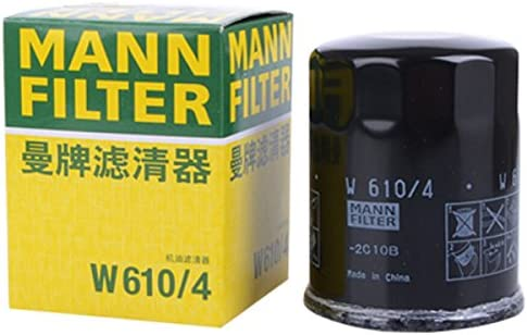 Mann Filter W 610//4 Hummel  Oil Filter