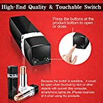 Facial Hair Removal For Women, Painless Professional Facial Hair Remover Electric Shaver For Face Lips Chin Cheeks Arm, Waterproof Razors Epilator Hair Removers For Women(Black)