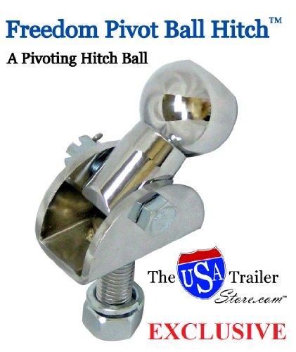 Freedom Pivot Ball Trailer (Adapt Hitch Ball)